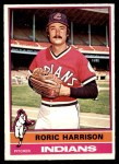 1976 O-Pee-Chee #547  Roric Harrison  Front Thumbnail