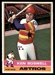 1976 O-Pee-Chee #379  Ken Boswell  Front Thumbnail