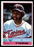 1976 O-Pee-Chee #373  Johnny Briggs  Front Thumbnail