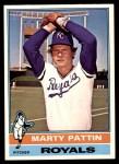 1976 O-Pee-Chee #492  Marty Pattin  Front Thumbnail