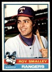 1976 O-Pee-Chee #657  Roy Smalley  Front Thumbnail