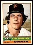 1976 O-Pee-Chee #261  Gary Thomasson  Front Thumbnail