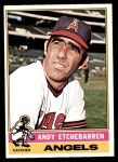 1976 O-Pee-Chee #129  Andy Etchebarren  Front Thumbnail