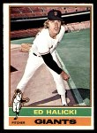 1976 O-Pee-Chee #423  Ed Halicki  Front Thumbnail