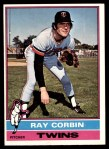 1976 O-Pee-Chee #474  Ray Corbin  Front Thumbnail