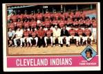 1976 O-Pee-Chee #477   -  Frank Robinson Indians Team Checklist Front Thumbnail