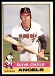 1976 O-Pee-Chee #52  Dave Chalk  Front Thumbnail