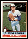 1976 O-Pee-Chee #71  Steve Rogers  Front Thumbnail