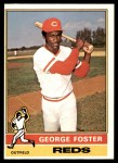 1976 O-Pee-Chee #179  George Foster  Front Thumbnail