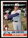 1976 O-Pee-Chee #94  Jim Dwyer  Front Thumbnail