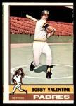 1976 O-Pee-Chee #366  Bobby Valentine  Front Thumbnail