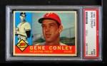 1960 Topps #293 COR Gene Conley  Front Thumbnail