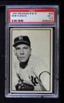 1953 Bowman B&W #33  Bob Kuzava  Front Thumbnail