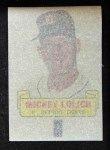 1966 Topps Rub Offs   Mickey Lolich   Back Thumbnail