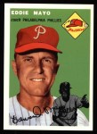 1954 Topps Archives #247  Eddie Mayo  Front Thumbnail
