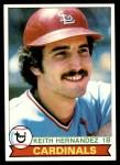 1979 Topps #695  Keith Hernandez  Front Thumbnail
