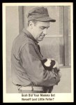 1965 Fleer Gomer Pyle #41   Gosh Did Your Momma Front Thumbnail