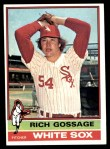 1976 Topps #180  Goose Gossage  Front Thumbnail