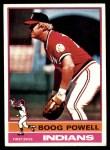 1976 Topps #45  Boog Powell  Front Thumbnail