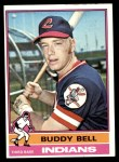1976 Topps #358  Buddy Bell  Front Thumbnail