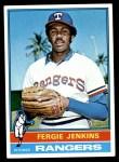 1976 Topps #250  Fergie Jenkins  Front Thumbnail