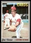 1970 Topps #190  Joe Torre  Front Thumbnail