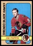 1972 Topps #148  Jim Pappin  Front Thumbnail