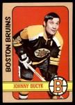 1972 Topps #60  Johnny Bucyk  Front Thumbnail