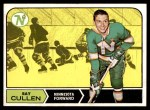 1968 Topps #54  Ray Cullen  Front Thumbnail
