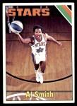 1975 Topps #306  Al Smith  Front Thumbnail