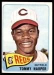 1965 Topps #47 COR Tommy Harper   Front Thumbnail