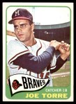 1965 Topps #200  Joe Torre  Front Thumbnail
