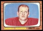 1966 Topps #69  Sherrill Headrick  Front Thumbnail