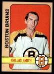 1972 Topps #45  Dallas Smith  Front Thumbnail