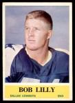 1964 Philadelphia #48  Bob Lilly  Front Thumbnail