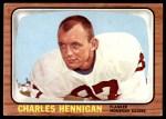 1966 Topps #57  Charlie Hennigan  Front Thumbnail