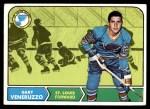 1968 Topps #119  Gary Veneruzzo  Front Thumbnail