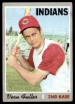 1970 Topps #558  Vern Fuller  Front Thumbnail