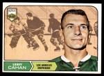 1968 Topps #35  Larry Cahan  Front Thumbnail