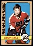 1972 Topps #26  Simon Nolet  Front Thumbnail
