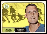1968 Topps #47  Wayne Hillman  Front Thumbnail