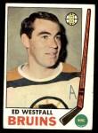 1969 Topps #29  Ed Westfall  Front Thumbnail
