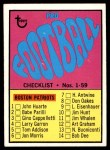 1967 Topps #59   Checklist # 1-59 Front Thumbnail