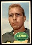 1960 Topps #51  Bart Starr  Front Thumbnail