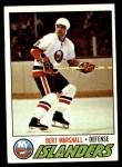 1977 Topps #206  Bert Marshall  Front Thumbnail