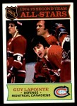 1975 Topps #293   -  Guy Lapointe  Second Team All-Stars Front Thumbnail