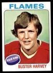 1975 Topps #298  Buster Harvey   Front Thumbnail