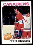 1975 Topps #304  Pierre Bouchard   Front Thumbnail