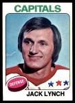 1975 Topps #116  Jack Lynch   Front Thumbnail