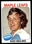 1975 Topps #229  Rod Seiling   Front Thumbnail